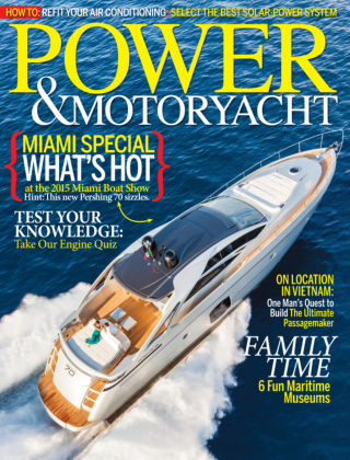Power & Motoryacht February 2015