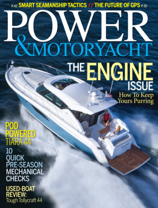 Power & Motoryacht March 2015
