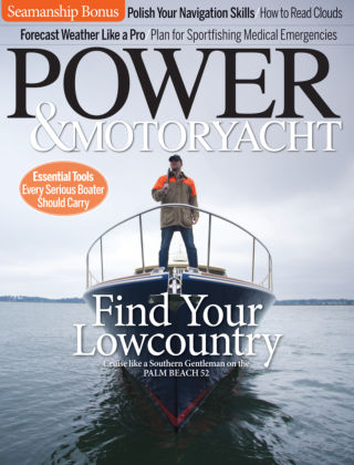 Power & Motoryacht April 2015