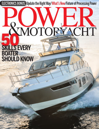 Power & Motoryacht May 2015