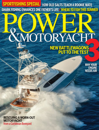 Power & Motoryacht June 2015