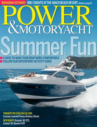 Power & Motoryacht July 2015