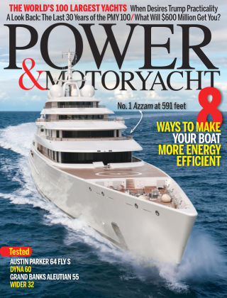 Power & Motoryacht August 2015