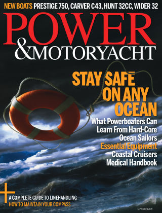 Power & Motoryacht September 2015