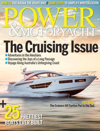Power & Motoryacht October 2015
