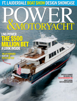 Power & Motoryacht November 2015