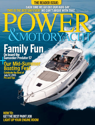 Power & Motoryacht Dec 2015