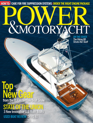 Power & Motoryacht Jan 2016