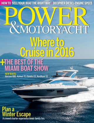 Power & Motoryacht Feb 2016