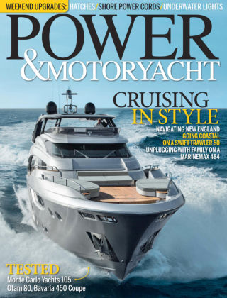 Power & Motoryacht Apr 2016