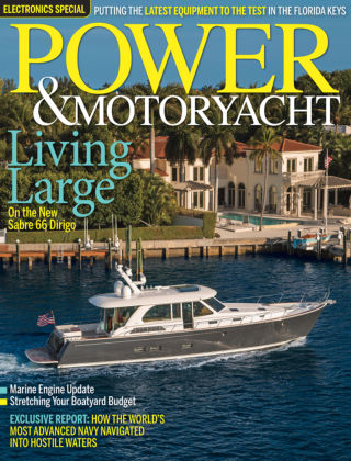 Power & Motoryacht May 2016