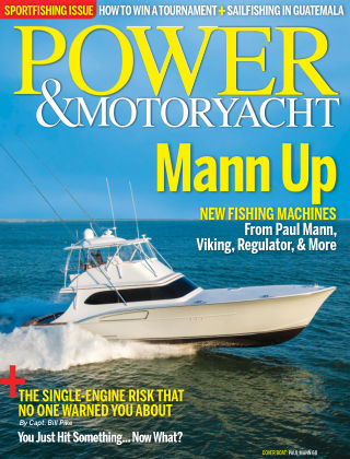 Power & Motoryacht Jul 2016