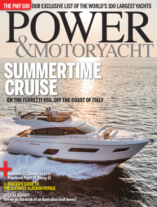 Power & Motoryacht Aug 2016