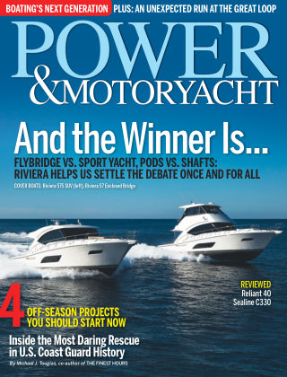 Power & Motoryacht Sep 2016