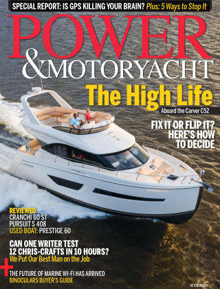 Power & Motoryacht Oct 2016