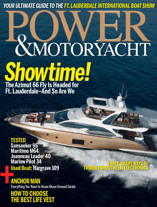 Power & Motoryacht Nov 2016
