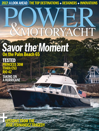 Power & Motoryacht Dec 2016