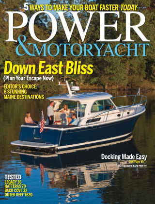 Power & Motoryacht Jan 2017