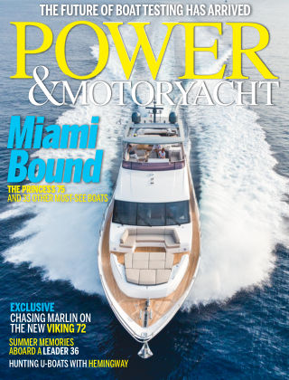 Power & Motoryacht Feb 2017