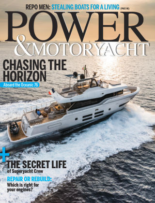 Power & Motoryacht Mar 2017