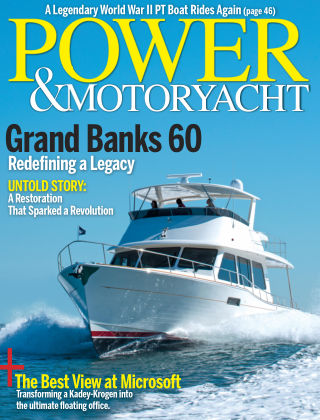 Power & Motoryacht Aug 2017