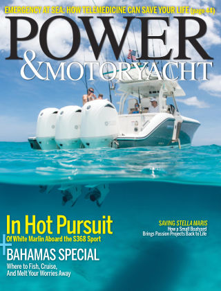 Power & Motoryacht Oct 2017