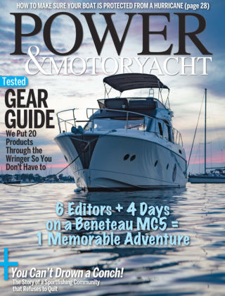 Power & Motoryacht Dec 2017