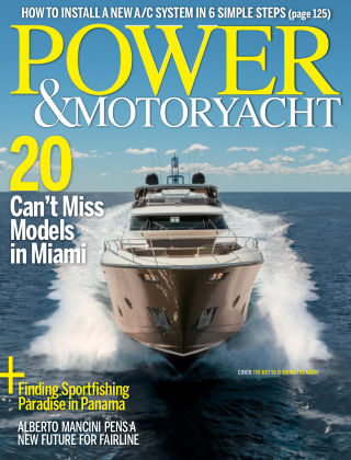 Power & Motoryacht Feb 2018