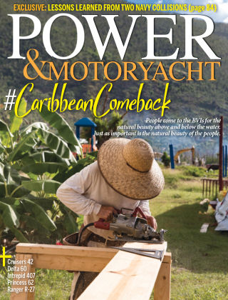Power & Motoryacht Mar 2018