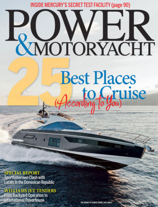 Power & Motoryacht Apr 2018