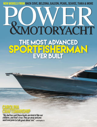 Power & Motoryacht Jul 2018