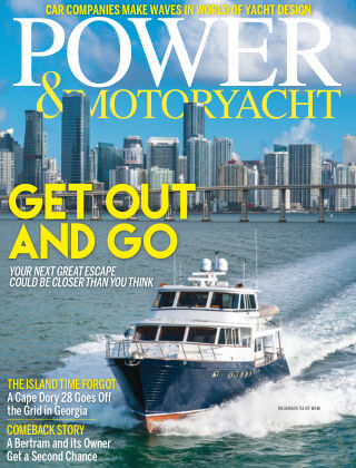 Power & Motoryacht Aug 2018