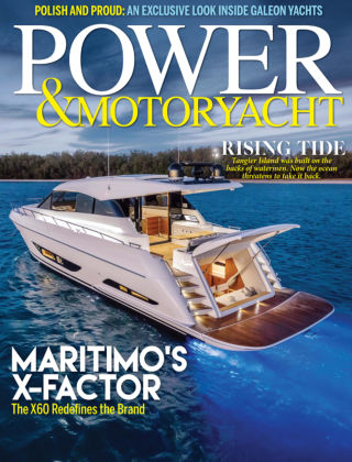 Power & Motoryacht Nov 2018