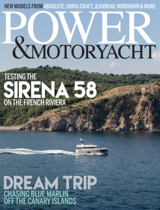 Power & Motoryacht Dec 2018