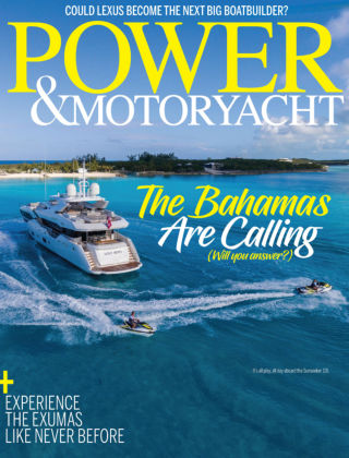 Power & Motoryacht Jan 2019