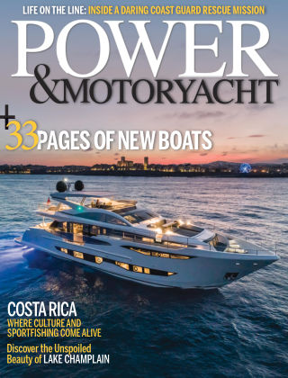 Power & Motoryacht Feb 2019
