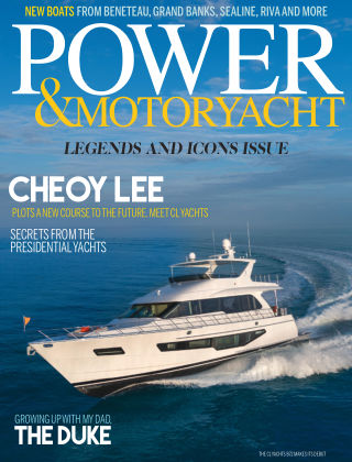 Power & Motoryacht Mar 2019