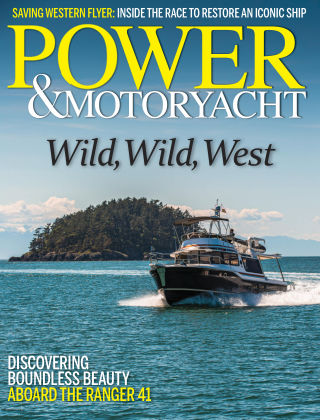 Power & Motoryacht Aug 2019