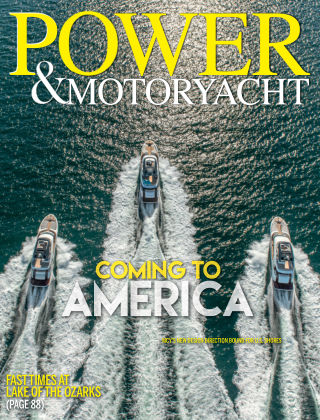Power & Motoryacht Oct 2019