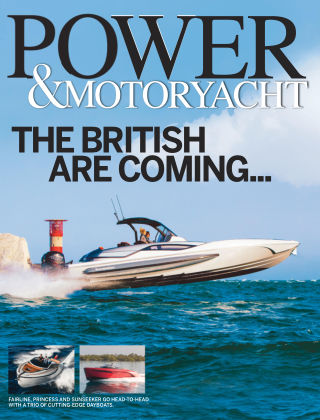 Power & Motoryacht Jan 2020