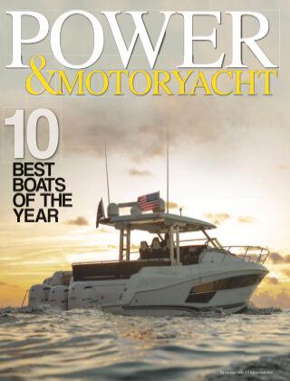 Power & Motoryacht January 2021
