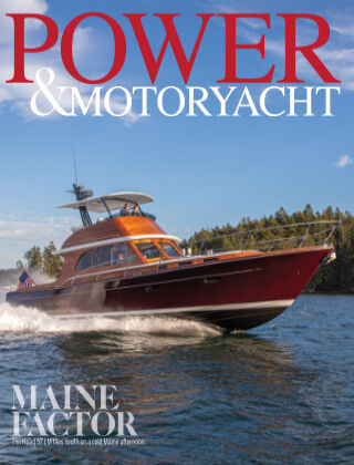 Power & Motoryacht February 2021