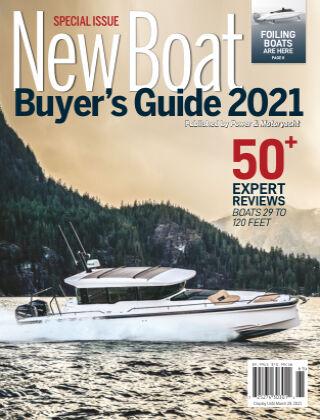 Power & Motoryacht Boat Buyer's Guide