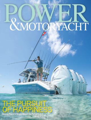 Power & Motoryacht October 2021
