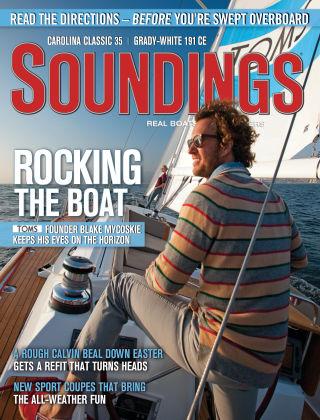 Soundings August 2015