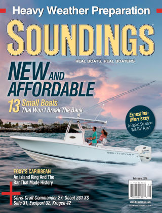 Soundings Feb 2016