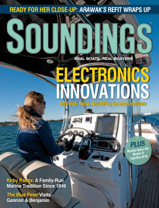 Soundings Jun 2016