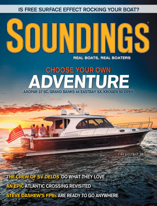 Soundings Mar 2017