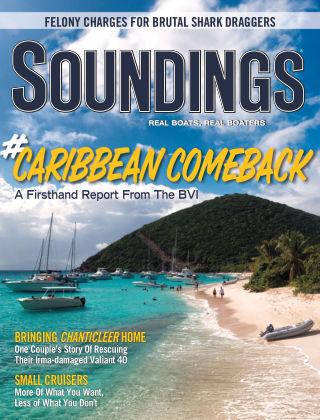 Soundings Mar 2018