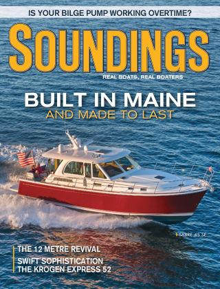 Soundings Aug 2018